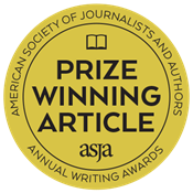 ASJA Awards Prize Winning Article