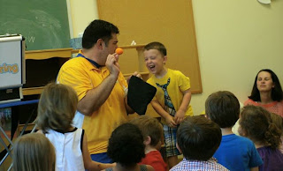 pittsburgh preschool magician