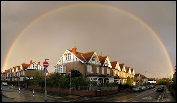 Rainbow over Knowle