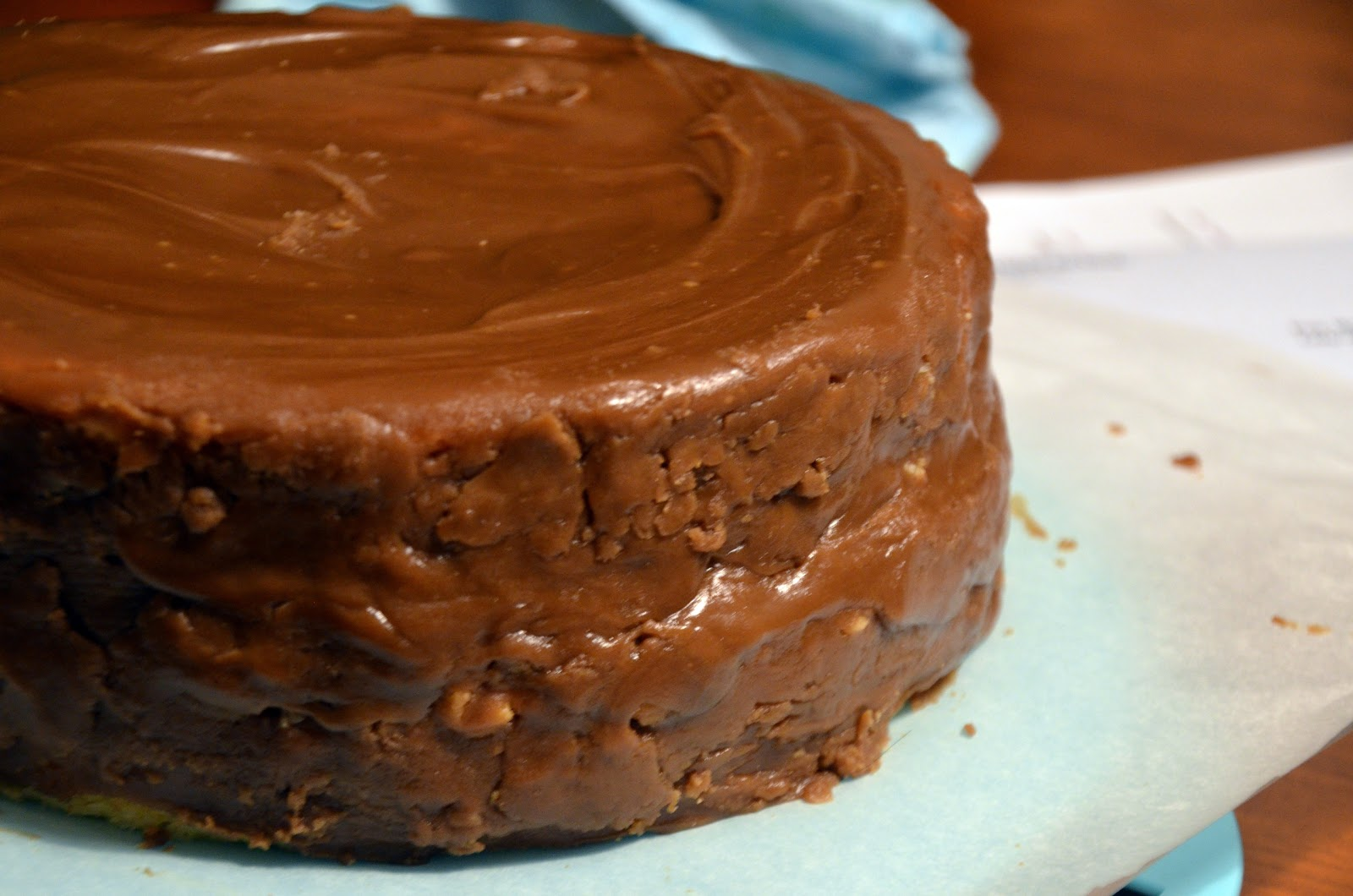 Cheesy Pennies: The Really Ugly Duckling of Cakes