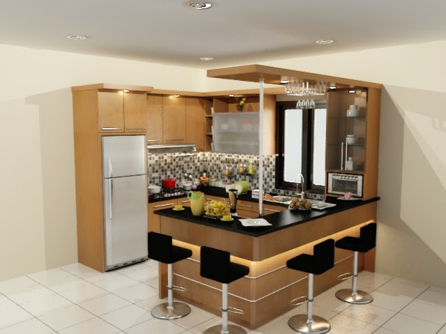 Furniture-Interior-In-Kitchen