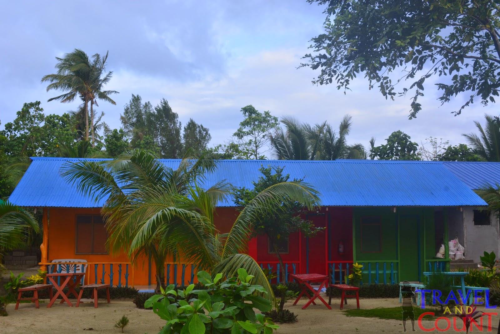 Joven's Resort Cottages, Cagbalete Island