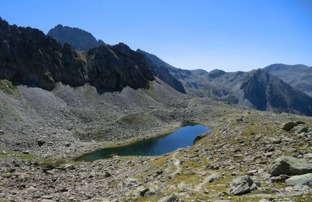 Lac de Fenestre 2266 m