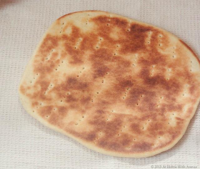 algerian kesra matlou khobz bread recipe | Halal Home Cooking