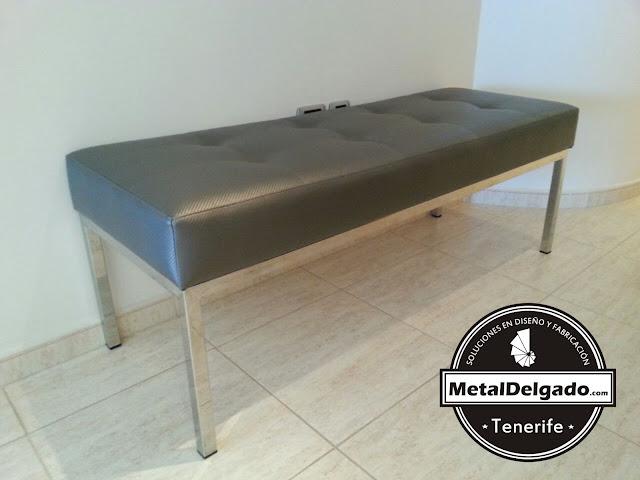 Acero inoxidable tenerife fabricaci n de muebles acero for Muebles en acero inoxidable bogota
