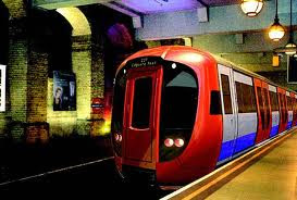 new london underground trains