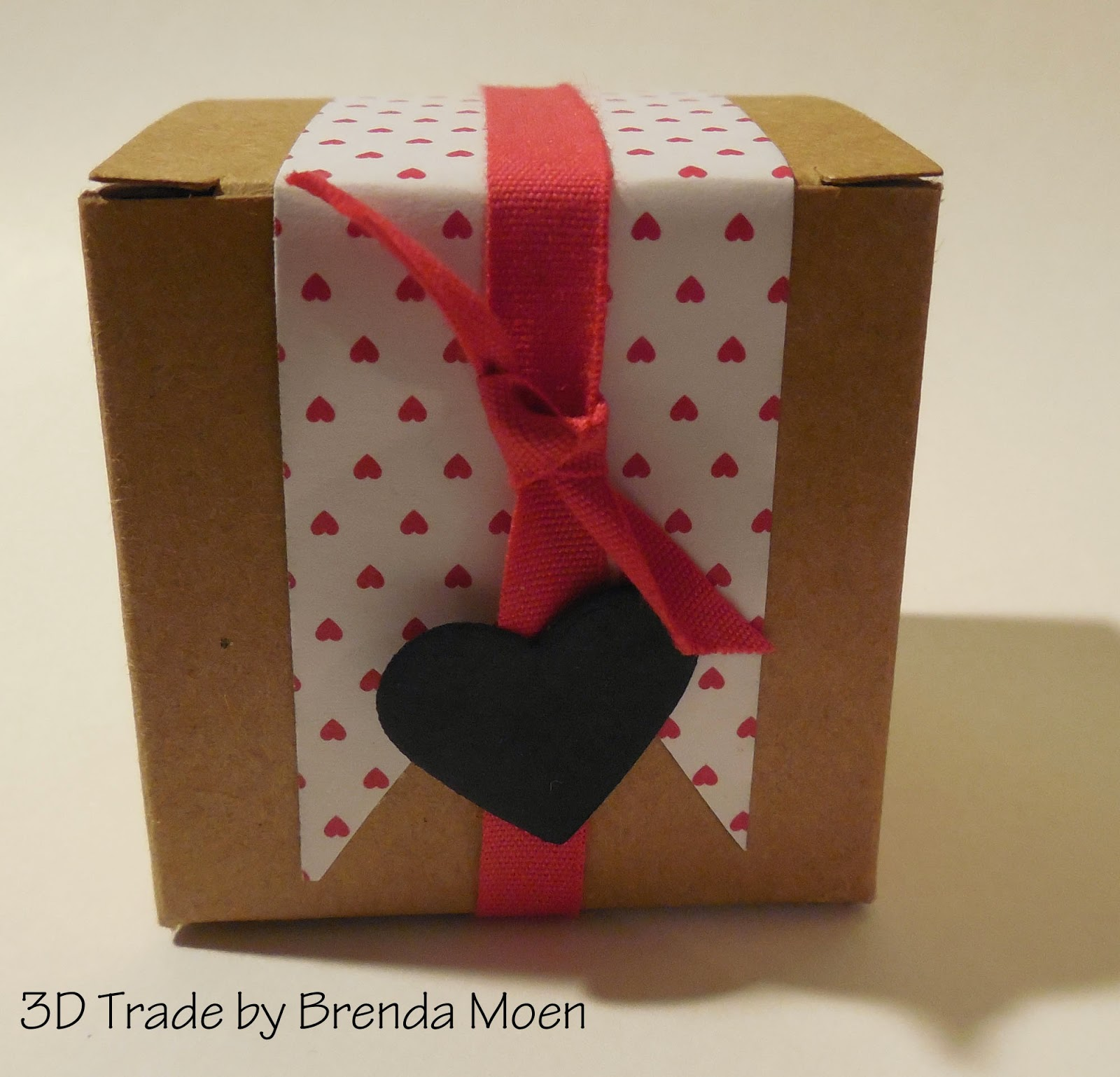 Stampin'UP!'s Tiny Treat Box