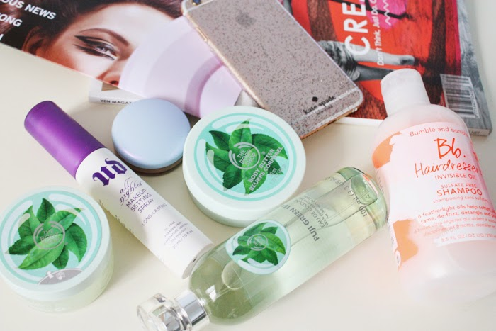Products I Have Used Up + New Beauty Things