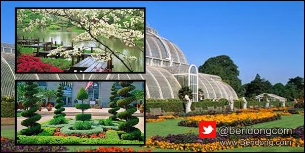 Ada 8 Taman Bunga Terindah di Dunia