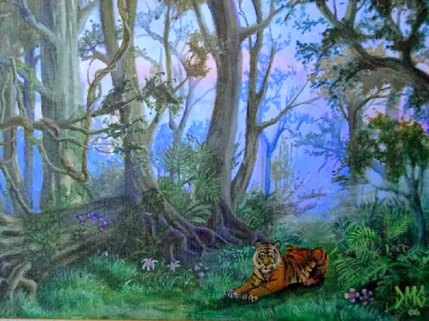 El tiempo l quido for El tiempo en macanet de la selva