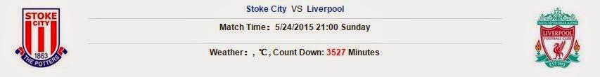 Chuyên gia dự đoán Stoke vs Liverpool