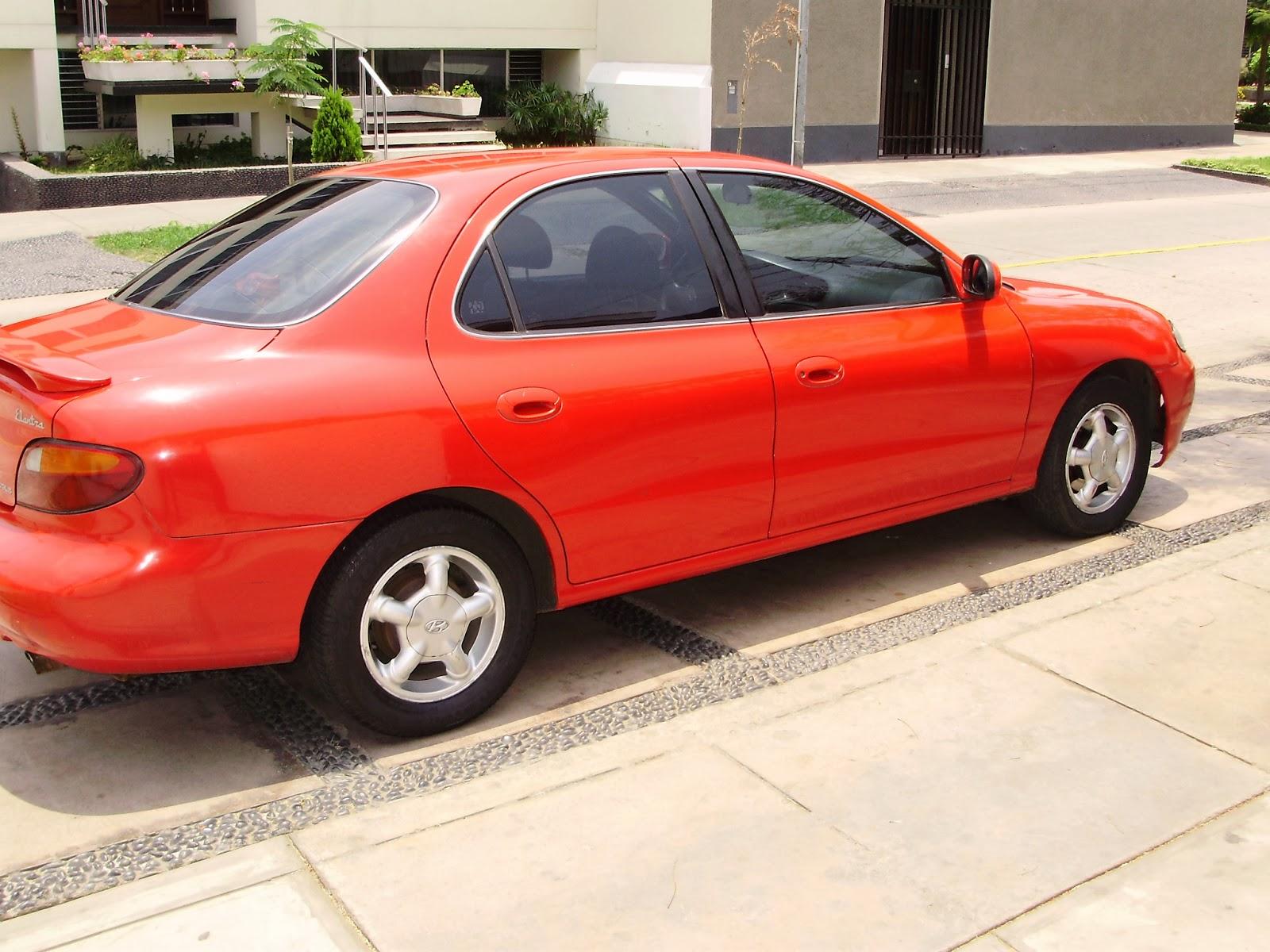 Gambar Modifikasi Hyundai Elantra Sporty