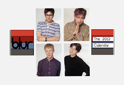 Order yours 12-Month Blur calendar now !