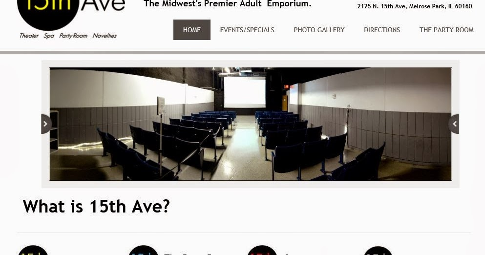 adult theater chicago