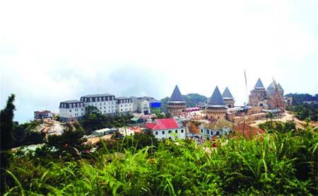 Ba Na Hills Resort.