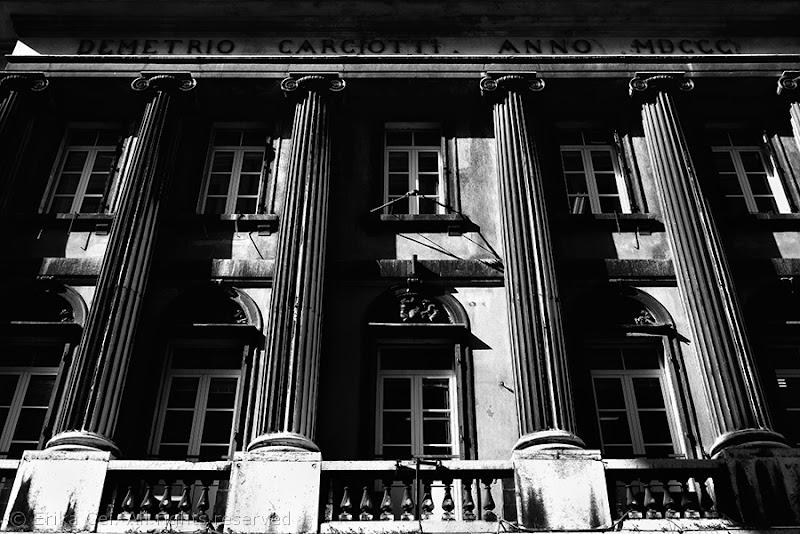 Palazzo Carciotti Trieste neoclassico