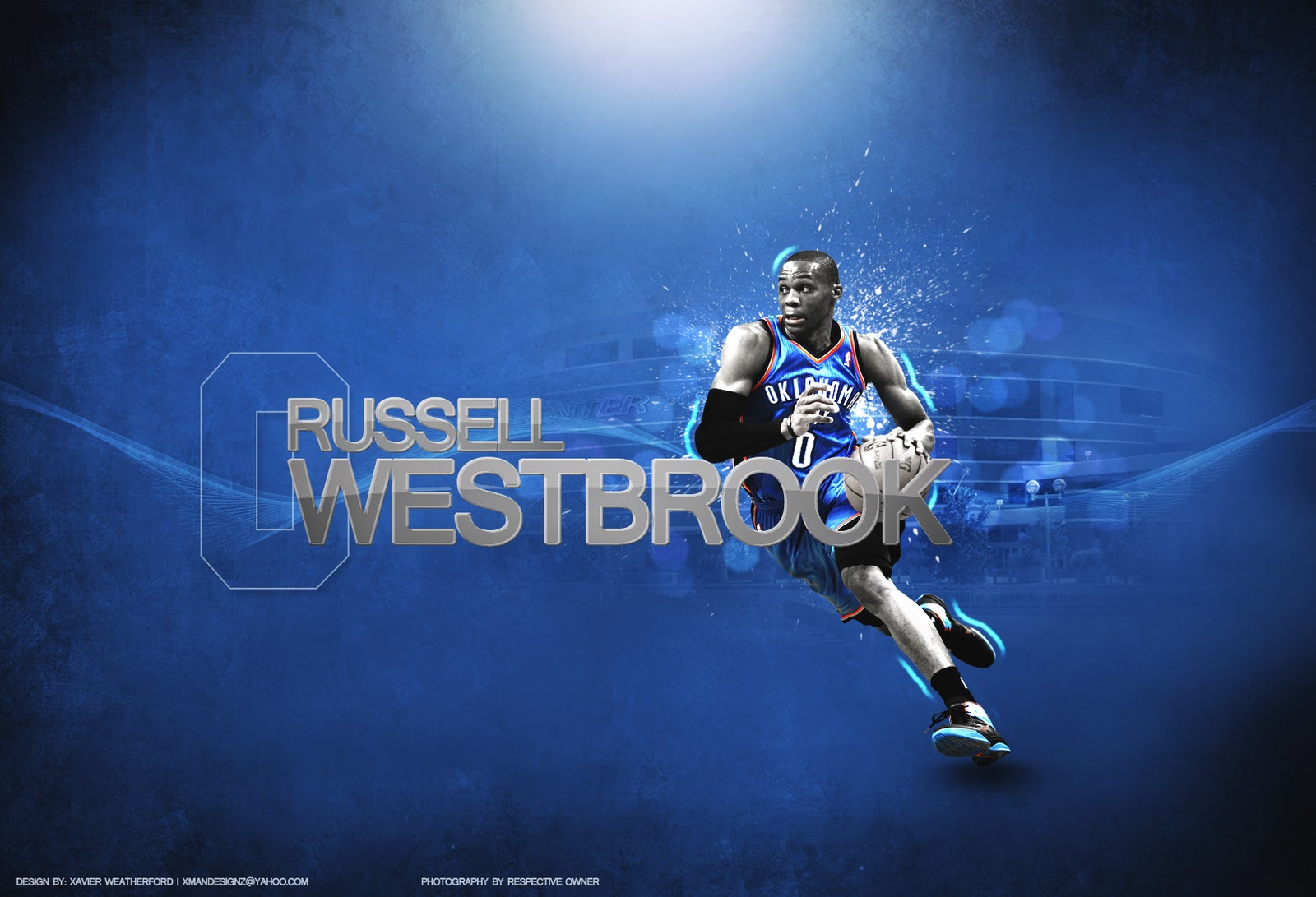 gallery for russell westbrook thunder wallpaper
