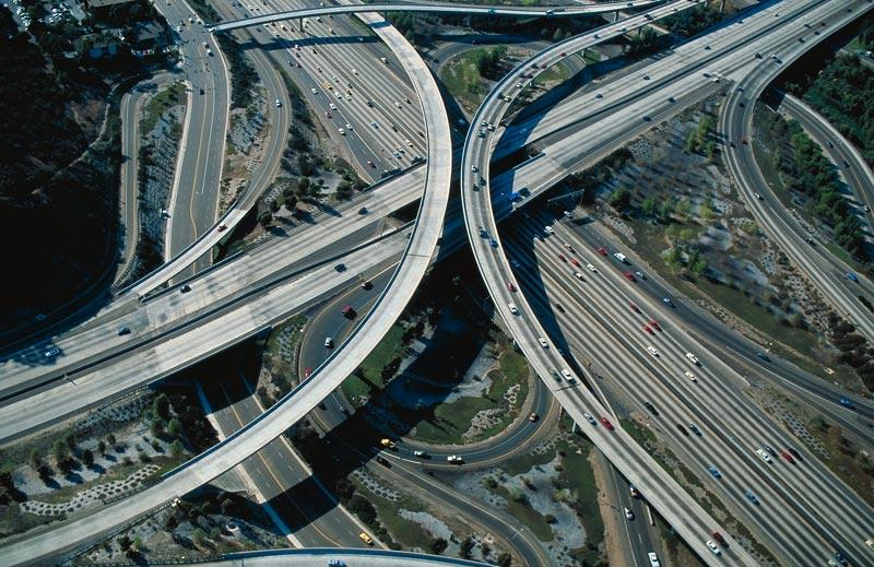 Contoh gambar jembatan jalan raya