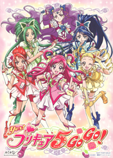 Yes! Pretty Cure 5 GoGo! ปี 5
