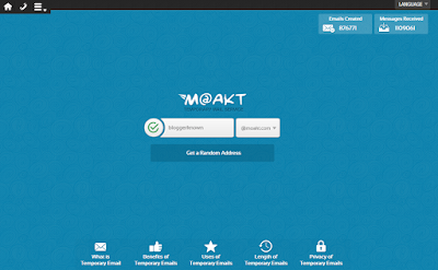 moakt email