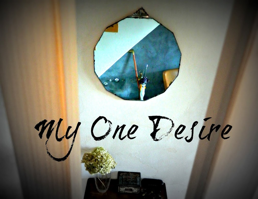 my one desire