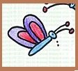 butterfly, easy to draw butterfly, super easy butterfly for kids