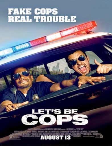 Ver Vamos de polis (Let's Be Cops) (2014) Online
