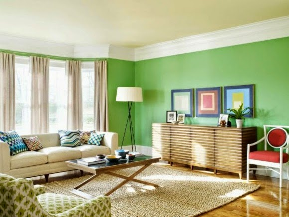 Plain Modern Living Room Colors On Inspiration Decorating - Living room color schemes