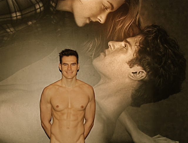 Male Models Abercrombie and Fitch Store
