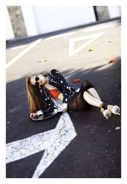 Alla Kostromichova - 10 Magazine, Spring 2020