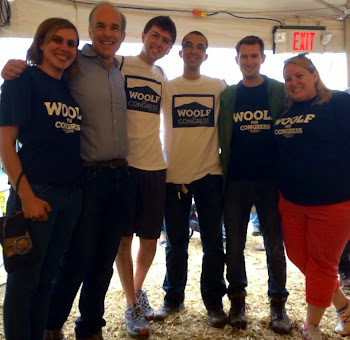 Woolf World Has Great Campaign Swag