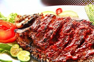 Resep Cara Membuat Ikan Gurame Bakar