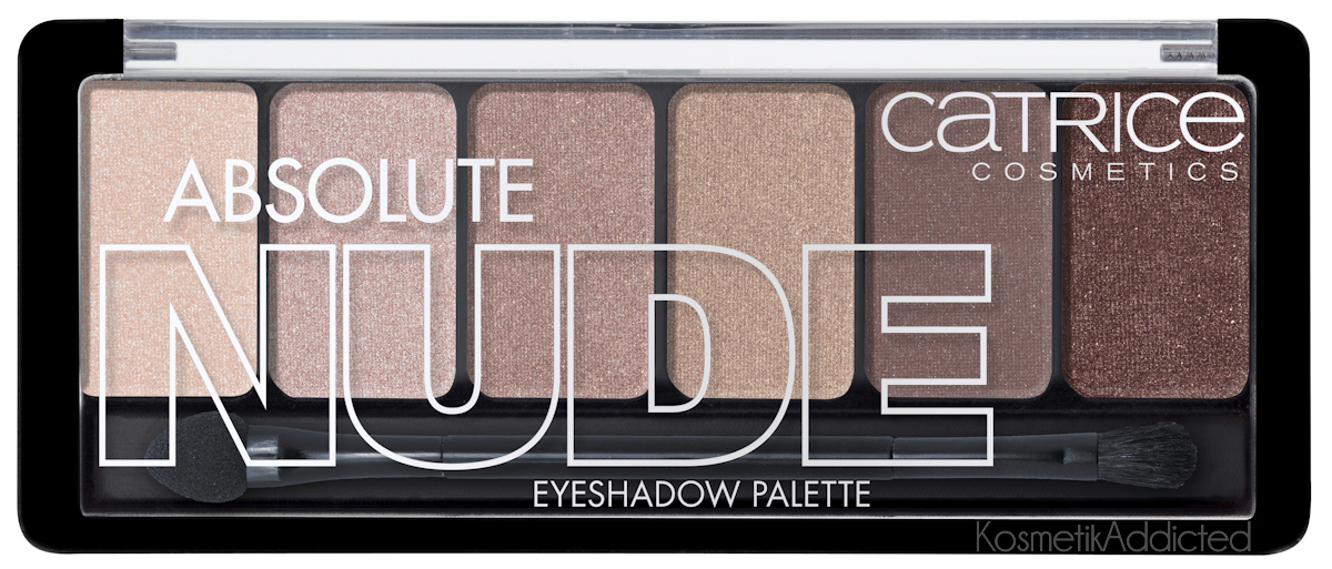 catrice absolute nude eye shadow palette
