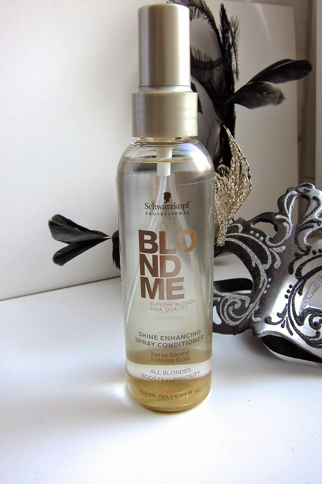 Swiss BeautyTalk  Schwarzkopf Professional Blond Me Shine Enhancing ... 8b9e8eea29366
