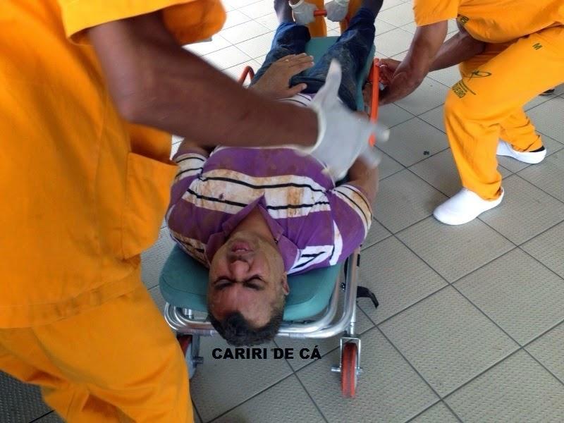 Prefeito da Prata sofre acidente próximo a Santa Rita