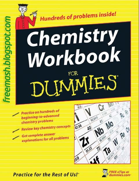 Chemistry Workbook for Dummies PDF Ebook Free Download