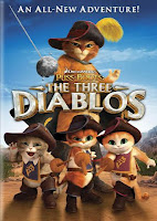 Puss in Boots The Three Diablos (2011) BluRay 720p 80MB