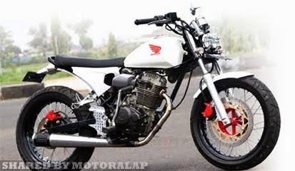 Inilah Tips Dasar Modifikasi Honda CB100 Yang Keren