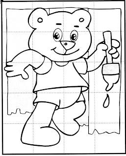 Fichas infantiles rompecabezas para imprimir de animales for Cosas fuera de serie