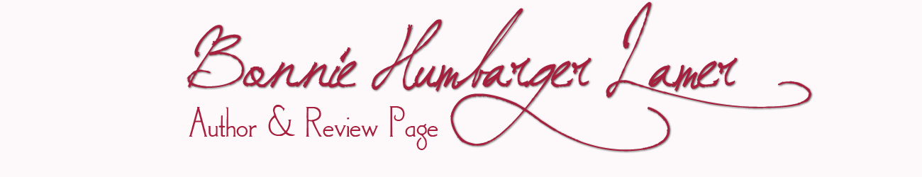Bonnie Humbarger Lamer - Author Page