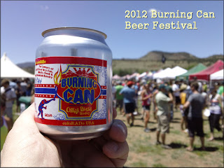 2012 Burning Can Beer Festival