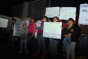 Vecinos de Xalapa felicitan al alcalde Américo Zúñiga por las obras entregadas a la ciudad