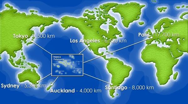 HF diario RTTY into French Polynesia