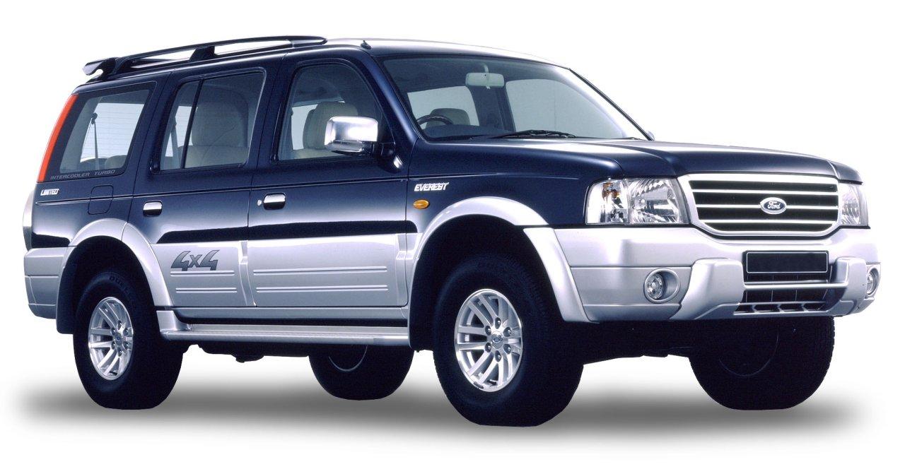 Ford Sales: Ford Everest Indonesia divisi penjualan jakarta, bogor