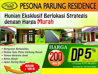 Cluster 13 Unit Lokasi Strategis Di Bogor