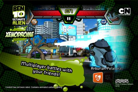Ben 10 Xenodrome ARMv6 apk (Unlimited Coins) | Latest android Games