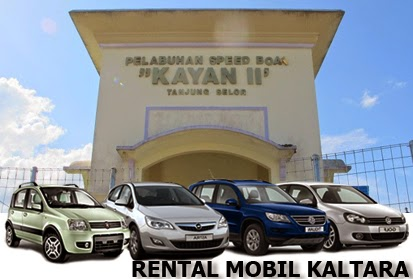 Rental Mobil di Tanjung Selor Kaltara