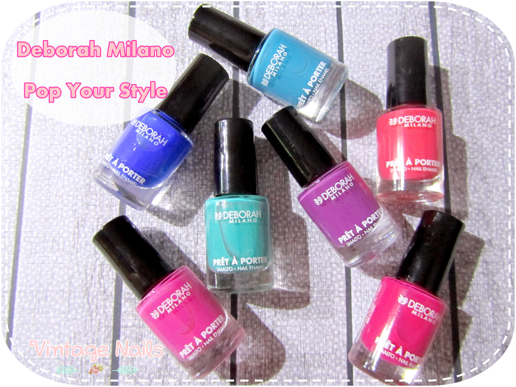 nail art, manicura, manicure, vintage nails, born pretty store, deborah milano, maybelline