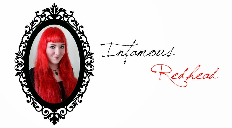 Infamous Redhead