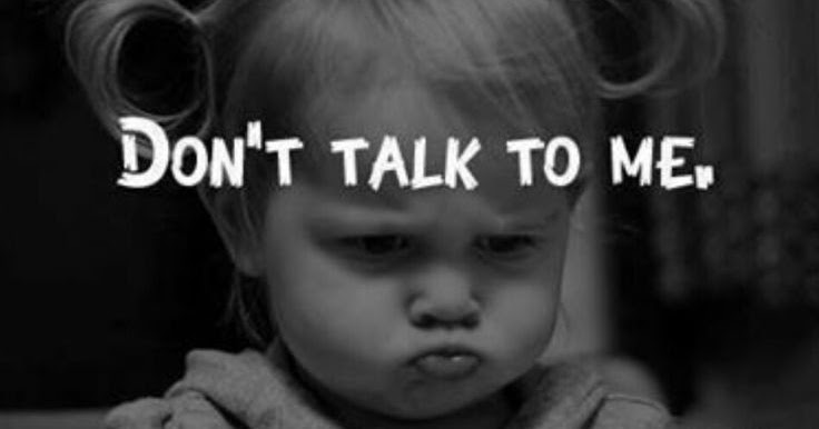 Top 10 Dont Talk To Me Sayings To Avoid Bad Friends | 10